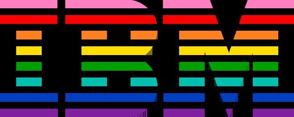 IBM Pride Logo