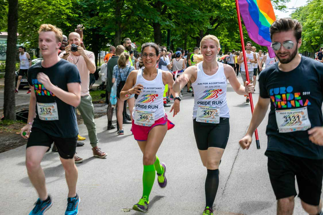 Pride Run Vienna