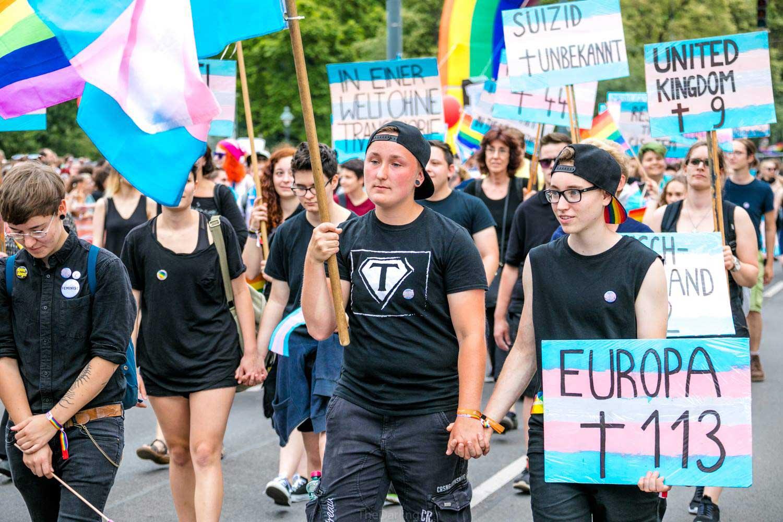 Pride Parade/Regenbogenparade