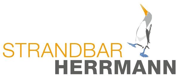 Strandbar Herrmann Logo