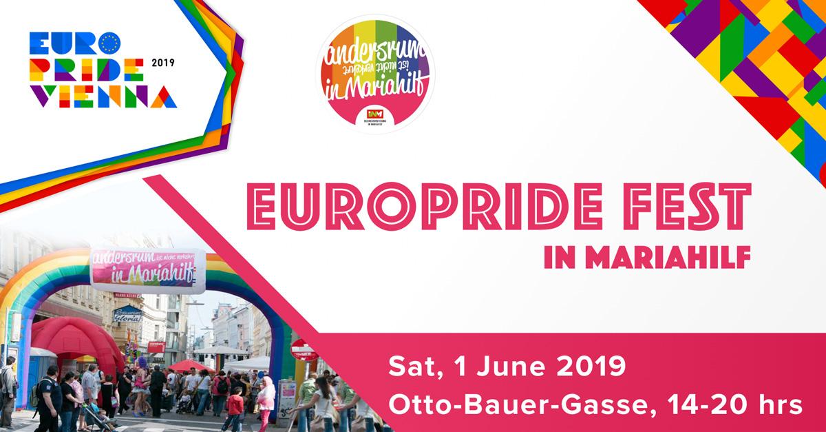 EuroPride Fest Event Cover