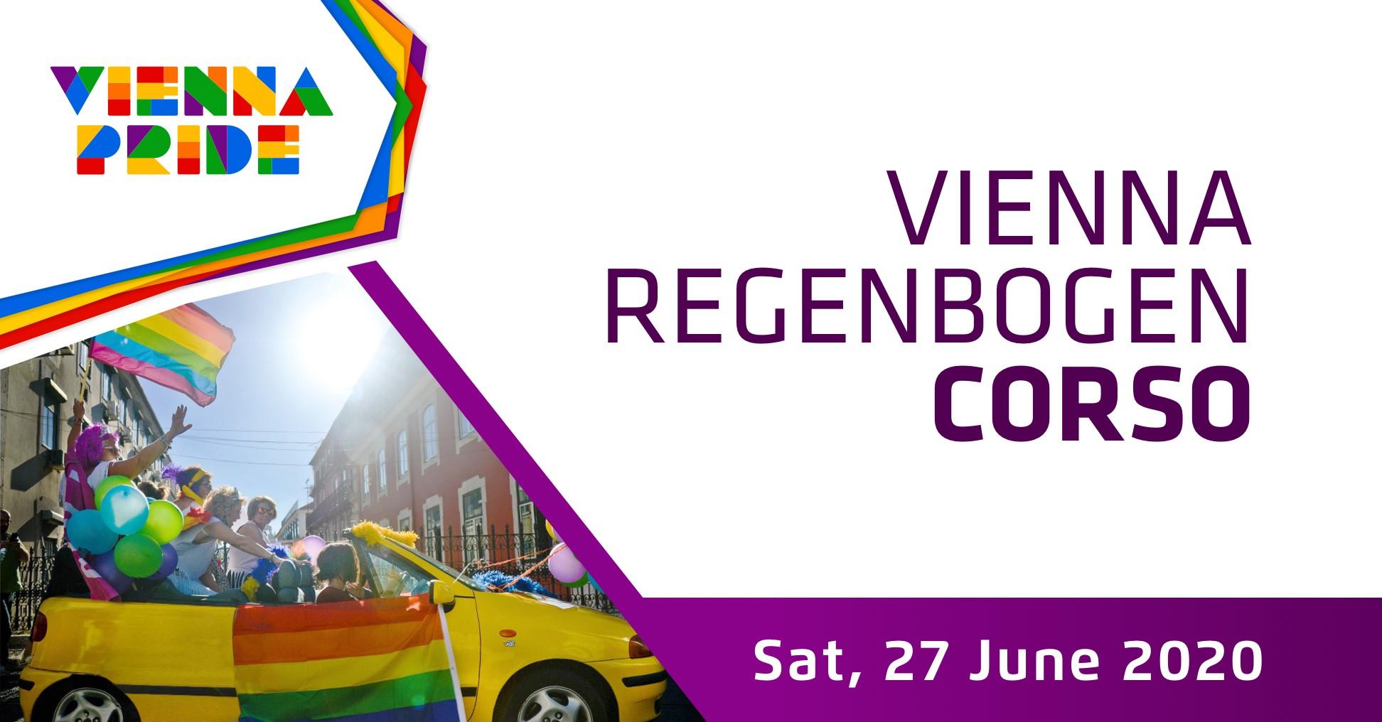 Regenbogen-Corso